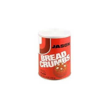 JĀSÖN Jason Bread Crumbs Plain (6x15 Oz)