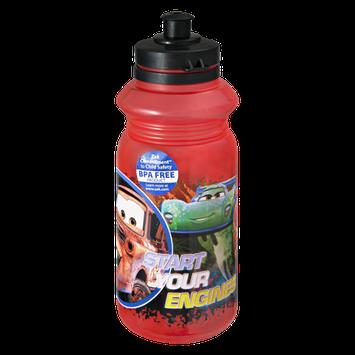 Zak Cars 2 Pull Top Bottle