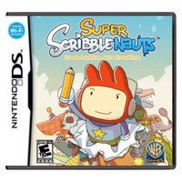 Warner Brothers Super Scribblenauts (Nintendo DS)
