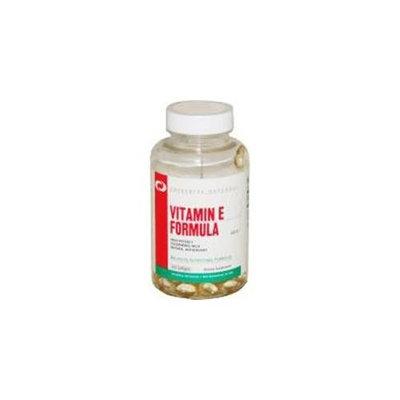 Universal UNIVVITA01000000GE Vitamin-E gels 100ct