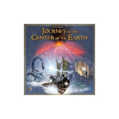 Mayfair Games Journey to the Center of the Earth