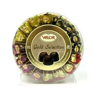 Valor Gold Selection Chocolate Truffles Gift Box (16 bonbons, 5.8 oz/165 g)