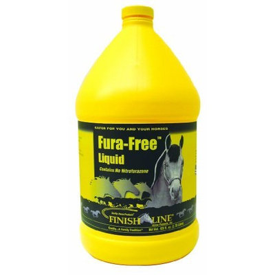 Finish Line Horse Products Fura Free Liquid
