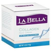 La Bella Collagen Face Cream 4oz Jar (6 Pack)