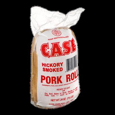 Case's Hickory Smoked Pork Roll