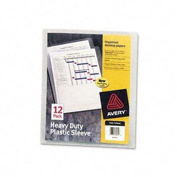 Kmart.com Avery Heavy-Duty Plastic Sleeves