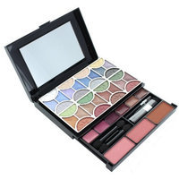 ETA Cosmetics ETA 41 Color Eye Shadow Blusher Lip Gloss Makeup Kit 1.35 OZ BR