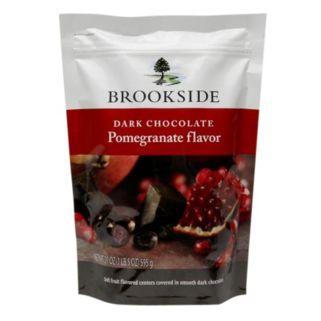 Hershey's Brookside Pomegranate Dark Chocolate