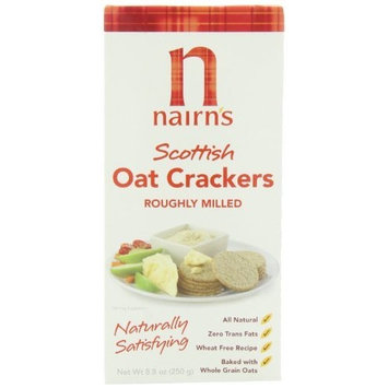 Nairns Nairn's Oatcake Crackers (Red Box), 8.8-Ounce Boxes (Pack of 6)