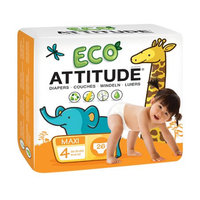 Attitude Eco-Friendly Baby Diapers
