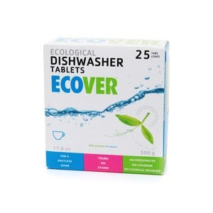 Ecover Ecological Dishwasher Tablets