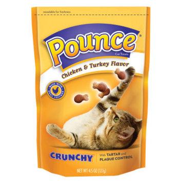 Pounce Tartar & Plaque Control Cat Treats