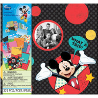 Jolees Disney Vacation Scrapbook Kit 12X12