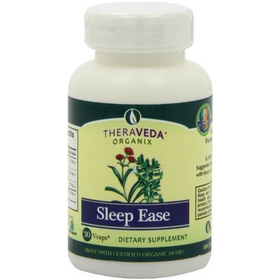 Theraveda Sleep Ease Veg Capsules, 30 Count