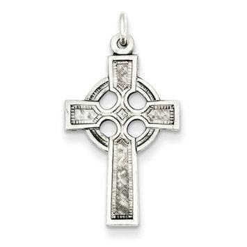Rand & Paseka Mfg Co Inc. goldia Sterling Silver Celtic Cross Charm