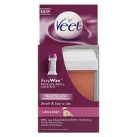 Veet Easy Wax - Leg & Body Refill Kit, 1 ea