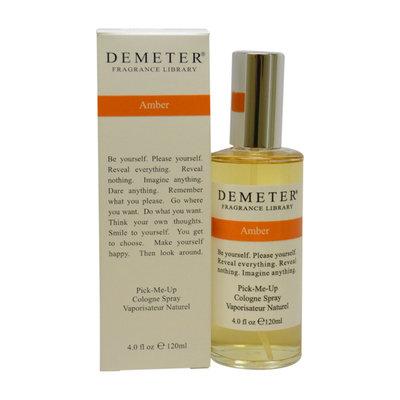 Demeter W-6310 Amber - 4 oz - Cologne Spray