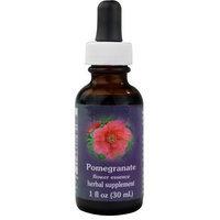 Flower Essence Pomegranate Supplement Dropper -- 1 fl oz