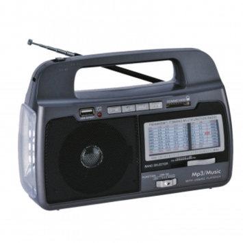 Supersonic 9 Band AM/FM/SW1-7 Portable Radio - USB
