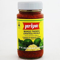 Priya Mango Thokku Pickle 10.6 Oz