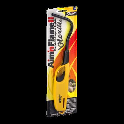 Scripto Aim 'n Flame II Flexible Multi-Purpose Lighter
