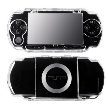 Ascend Clear Protector Case for Sony PSP 1000 Series
