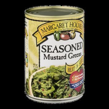 Margaret Holmes Seasoned Mustard Greens