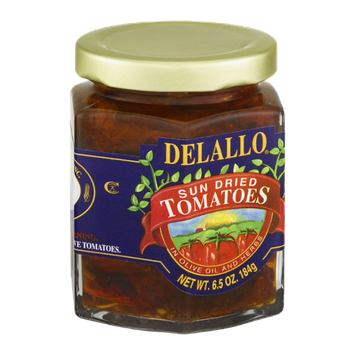 Delallo Sun Dried Tomatoes