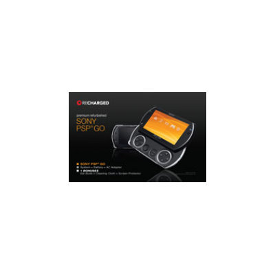 Sony PSP GO System (Recharged Refurbished)