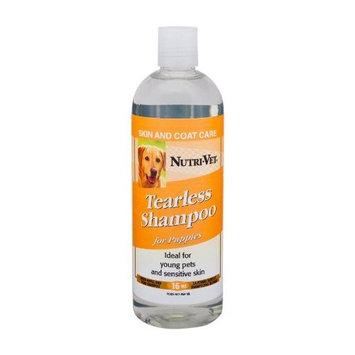Nutri Vet Nutri-Vet 16-Ounce Puppy Tearless Shampoo