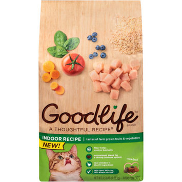 Goodlife Indoor Chicken Cat Food, 3.5 lbs