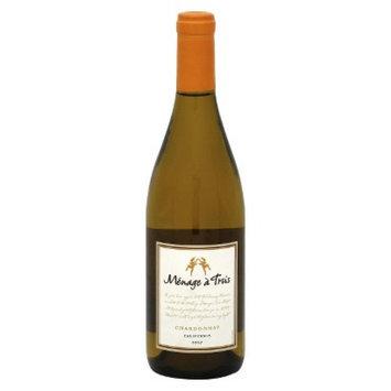 Menage a Trois Chardonnay 750 ml