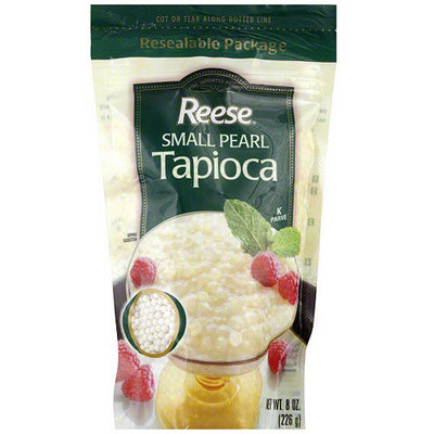 Reese Small Pearl Tapioca, 8 oz (Pack of 6)