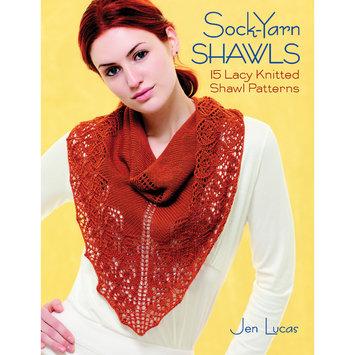Martingale & Company Sock-Yarn Shawls