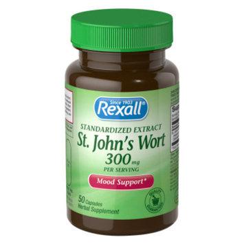 Rexall St Johns Wort 300 mg - Caplets, 50 ct