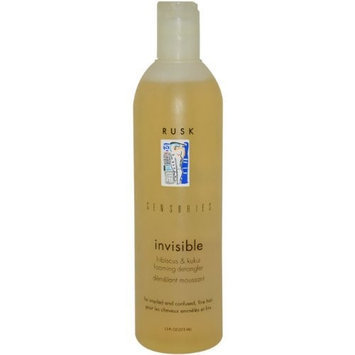 RUSKB Sensories Invisible Foaming Detangler By Rusk for Unisex, 13 Ounce