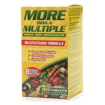 American Health More Than A Multiple Multivitamin Formula