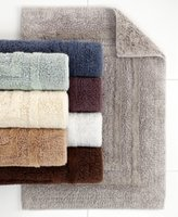 Hotel Collection Cotton Reversible Bath Rug Bedding
