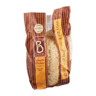 La Brea Bakery Jalapeno Cheddar Petite Loaf