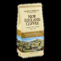 New England Coffee Cinnamon Hazelnut Medium Roasted Freshly Ground