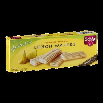 Schar Gluten-Free Lemon Wafers