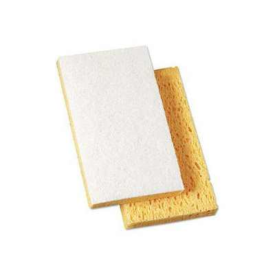 Premiere Pads 163-20 Light Duty Sponge Scrubber with White Pad