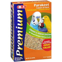 8In1 Pet Products 8-in-1 Pet Products: Bird Food Premium Parakeet, Canary, Finch Food, 2 Lb
