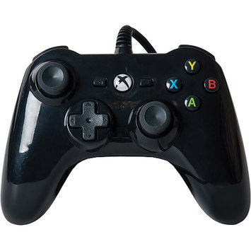 POWER A Xbox One Mini Series Wired Controller (Xbox One), Black