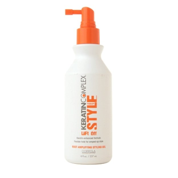 Keratin Complex by Coppola Lift Off Root Amplifying Styling Gel