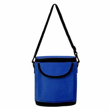 Maranda Enterprises FlexiFreeze Slimline 6 Can Beverage Cooler - Blue
