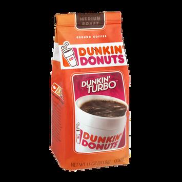 Dunkin' Donuts Dunkin' Turbo Ground Coffee
