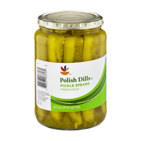 Ahold Pickle Spears Polish Dills