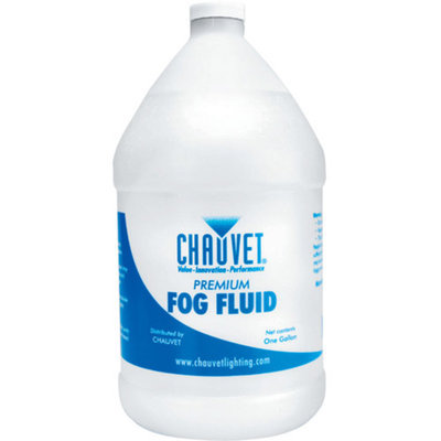 CHAUVET DJ FJ-U FOG FLUID, 1 GALLON