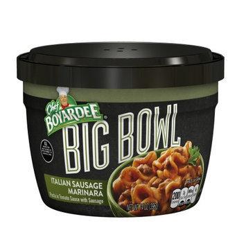 Conagra Foods, Inc CHEF BOYARDEE Big Bowl Italian Sausage Marinara, 14 ounces